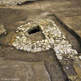 Archaeologiefunde in der Umgebung von Hornburg