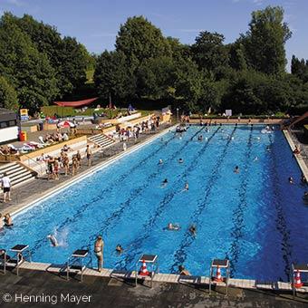 Stadtschwimmbad von Hornburg