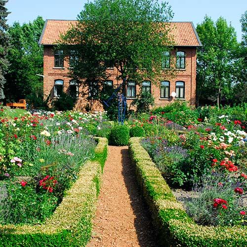 Garten der Sinne Hornburg