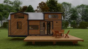 Tiny House Grundstück kaufen für ein TinyHouesWorld Haus
